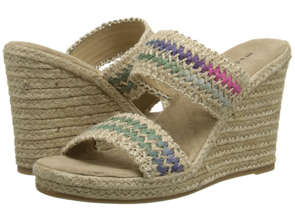 Madden Girl - Blenda (Bright Multi) Women's Wedge Shoes