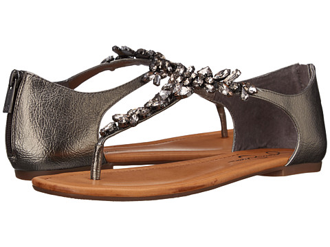 Jessica Simpson - Radient (Gunmetal Metallic) Women's Sandals
