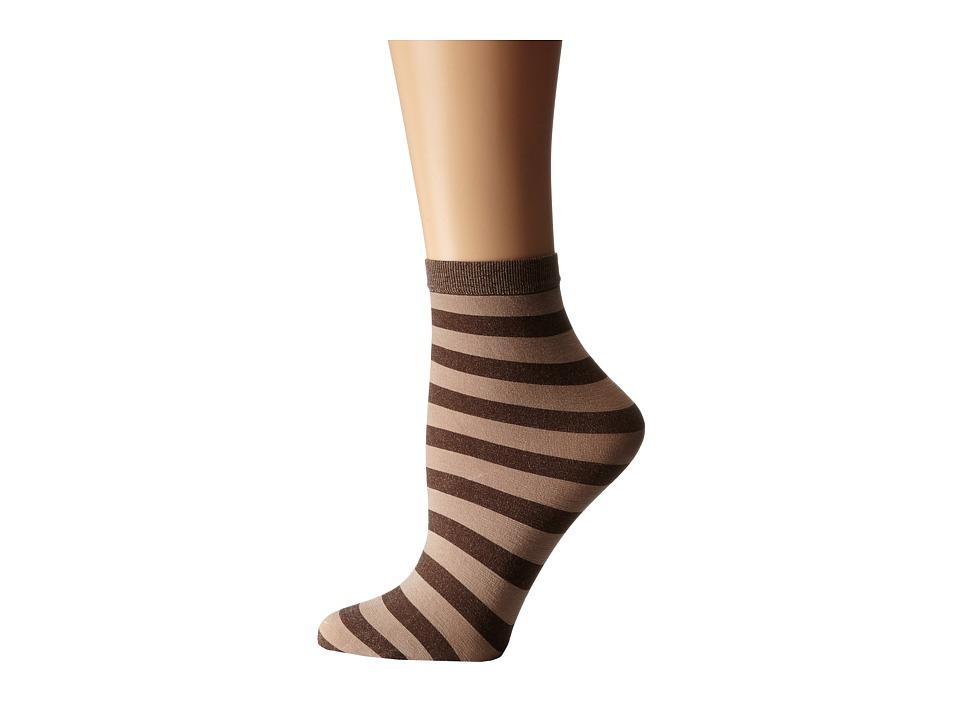 Wolford - Amelie Socks (Cuba/Coca) Women