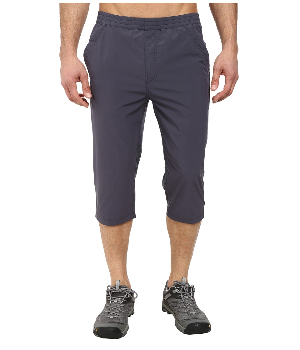 Prana - Kolpa Knicker (Coal) Men's Workout