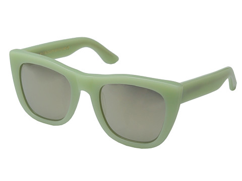 Super - Gals Ciao (Pastel Green) Fashion Sunglasses