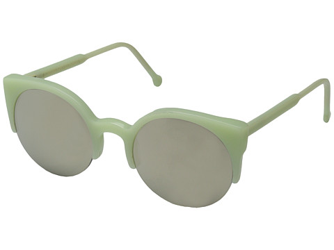 Super - Lucia Ciao (Pastel Green) Fashion Sunglasses