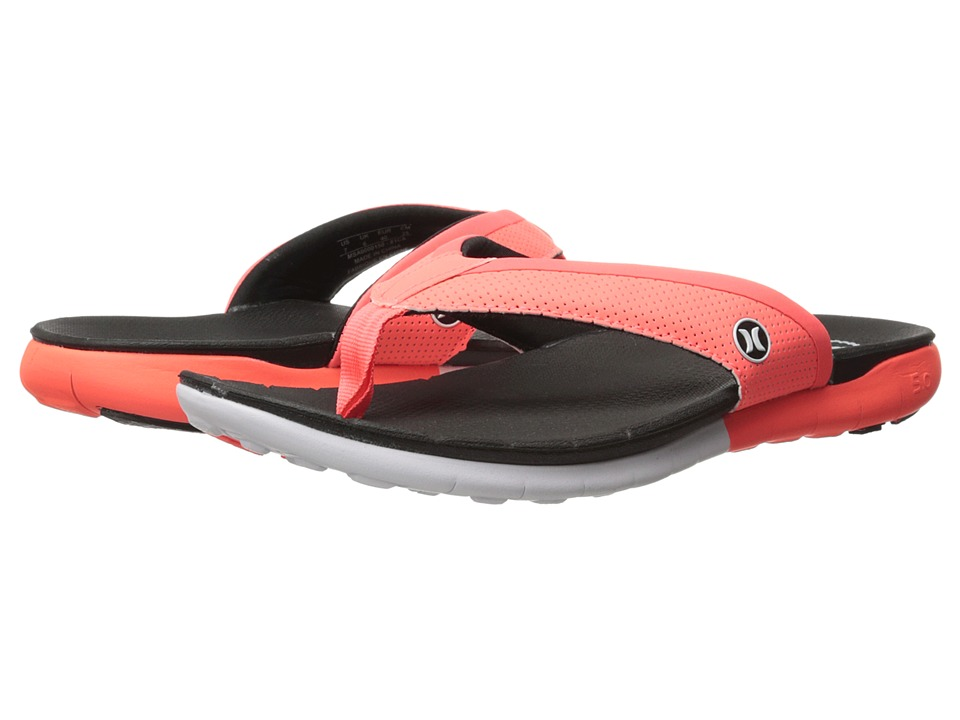 Hurley - Phantom Free Sandal (Hot Lava A) Men's Sandals