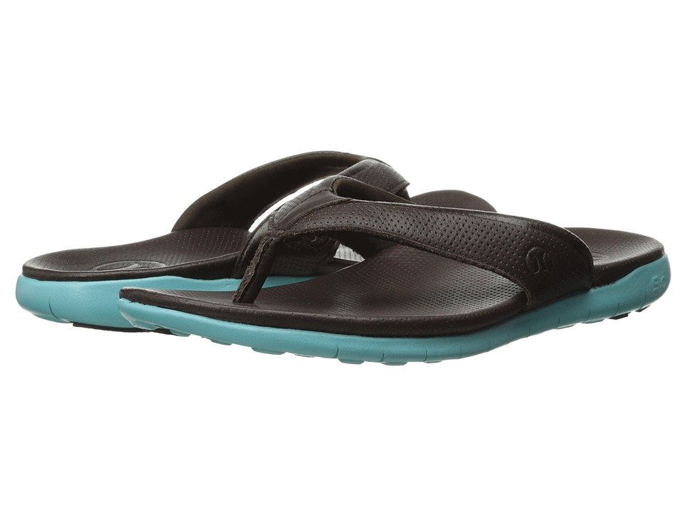 Hurley Phantom Free Elite Sandal (Light Aqua) Men