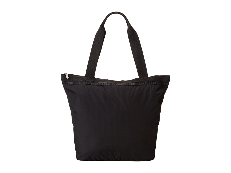 LeSportsac - Hailey Tote (Black) Tote Handbags