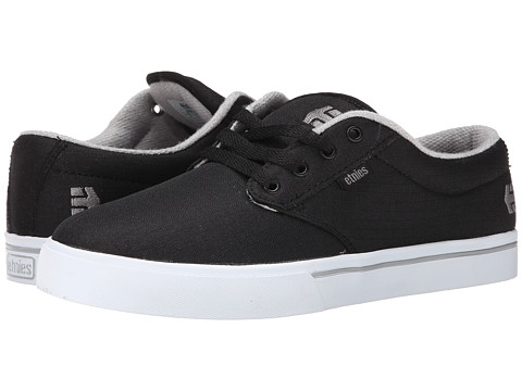 etnies - Jameson 2 Eco (Black/White/Grey) Men