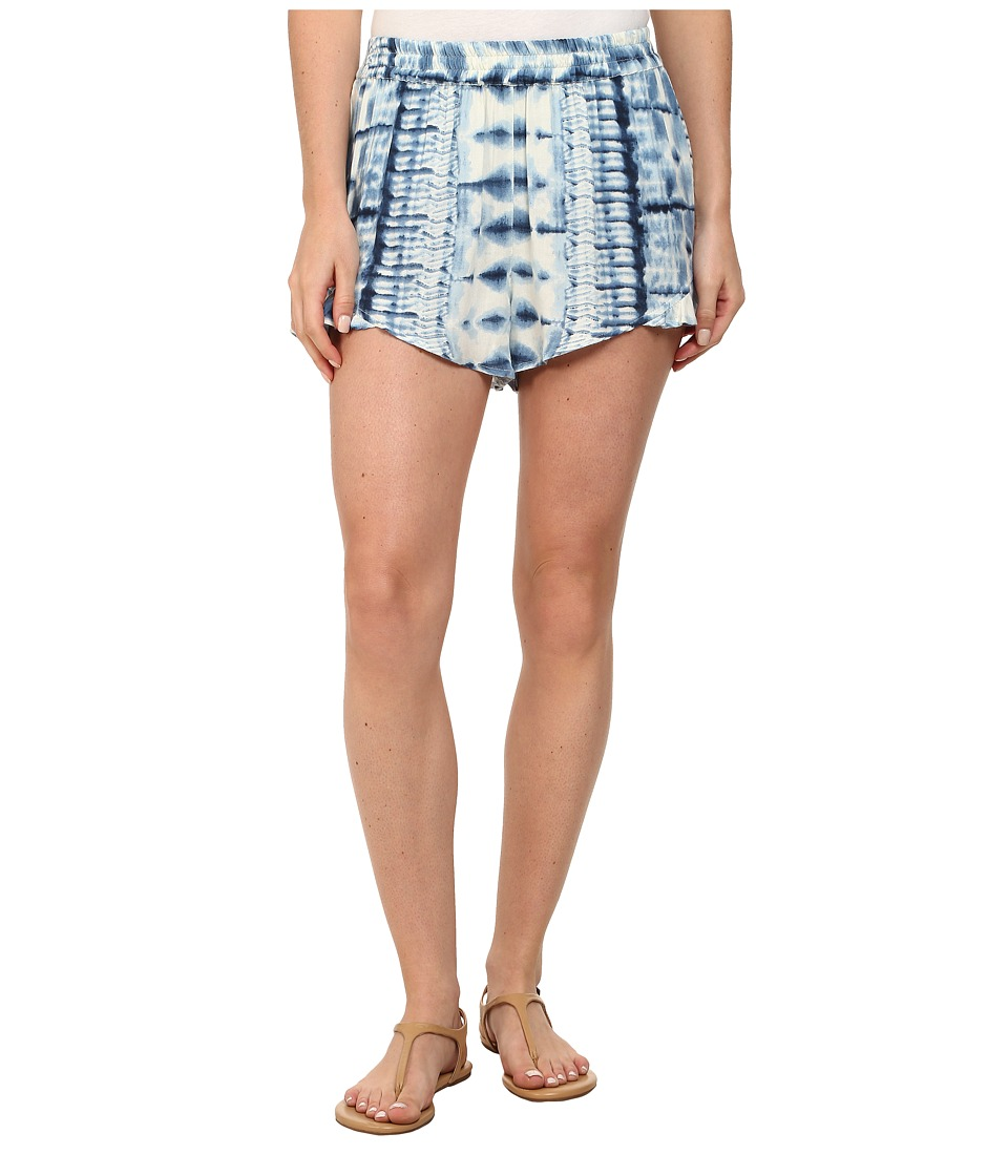 Billabong - Island Escape Shorts (Indigo) Women's Shorts