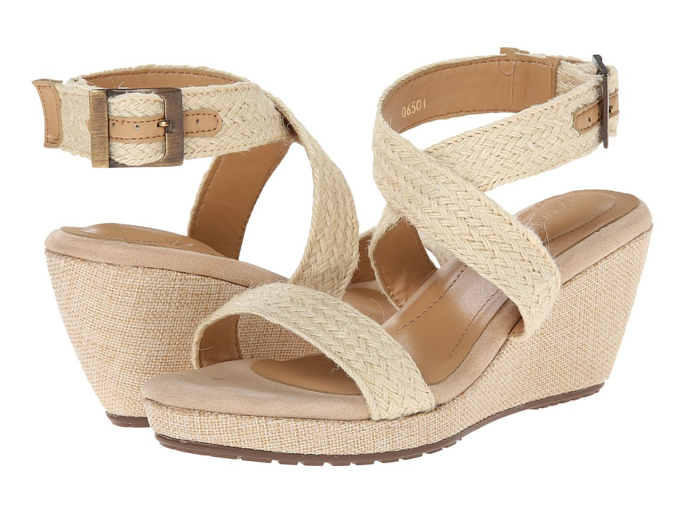 Fitzwell - Pacific (White) Women's Sandals