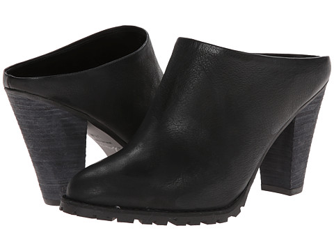 Delman - Exude (Black Washed Vachetta) Women