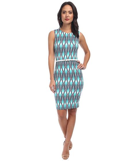 Tart - Helena Dress (Mint Diamond) Women's Dress