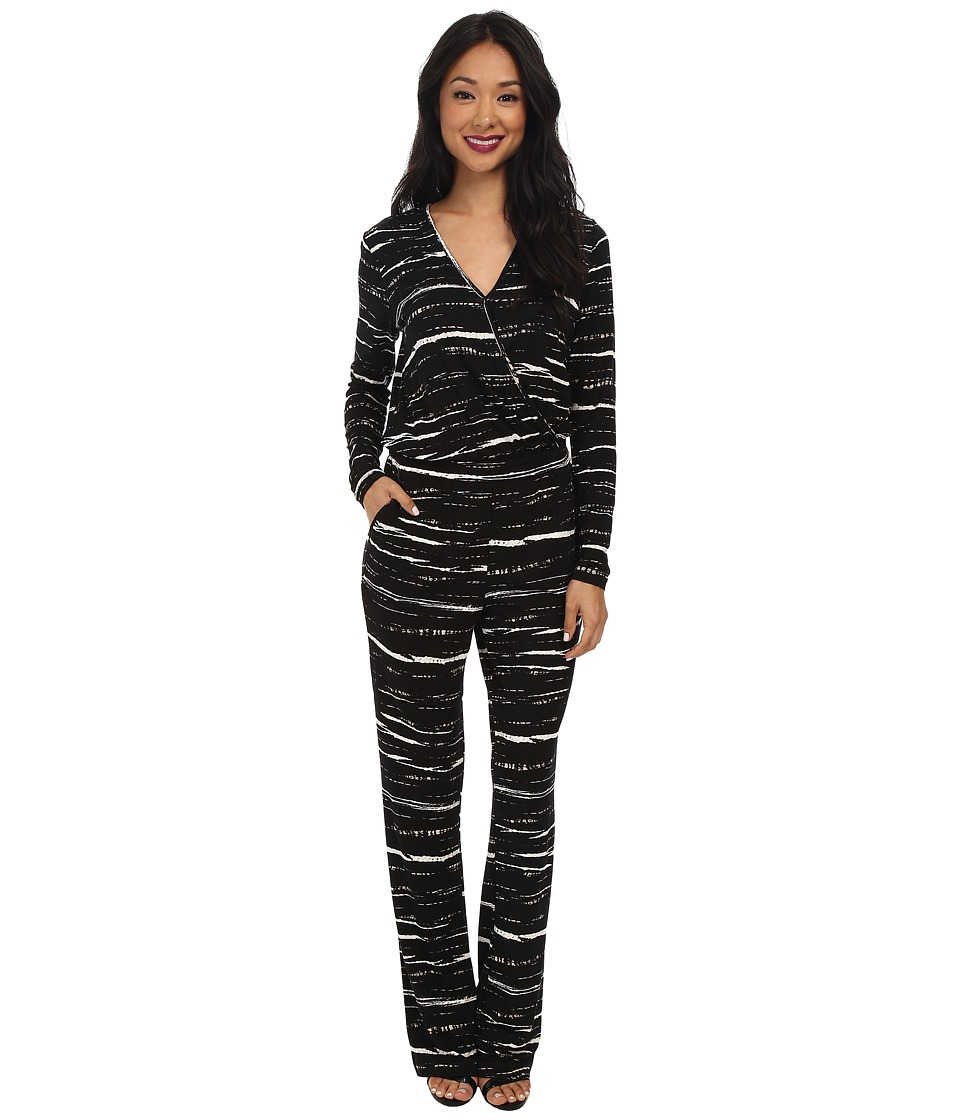 Tart - Brinna Jumper (Horizontal Tie-Dye) Women's Jumpsuit & Rompers One Piece