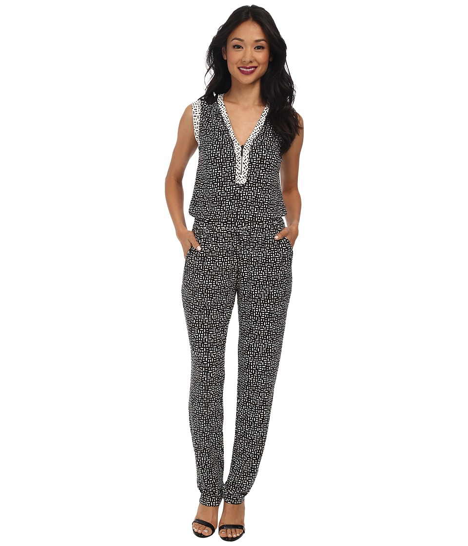 Tart - Liesa Jumper (Block Geo Twin) Women's Jumpsuit & Rompers One Piece