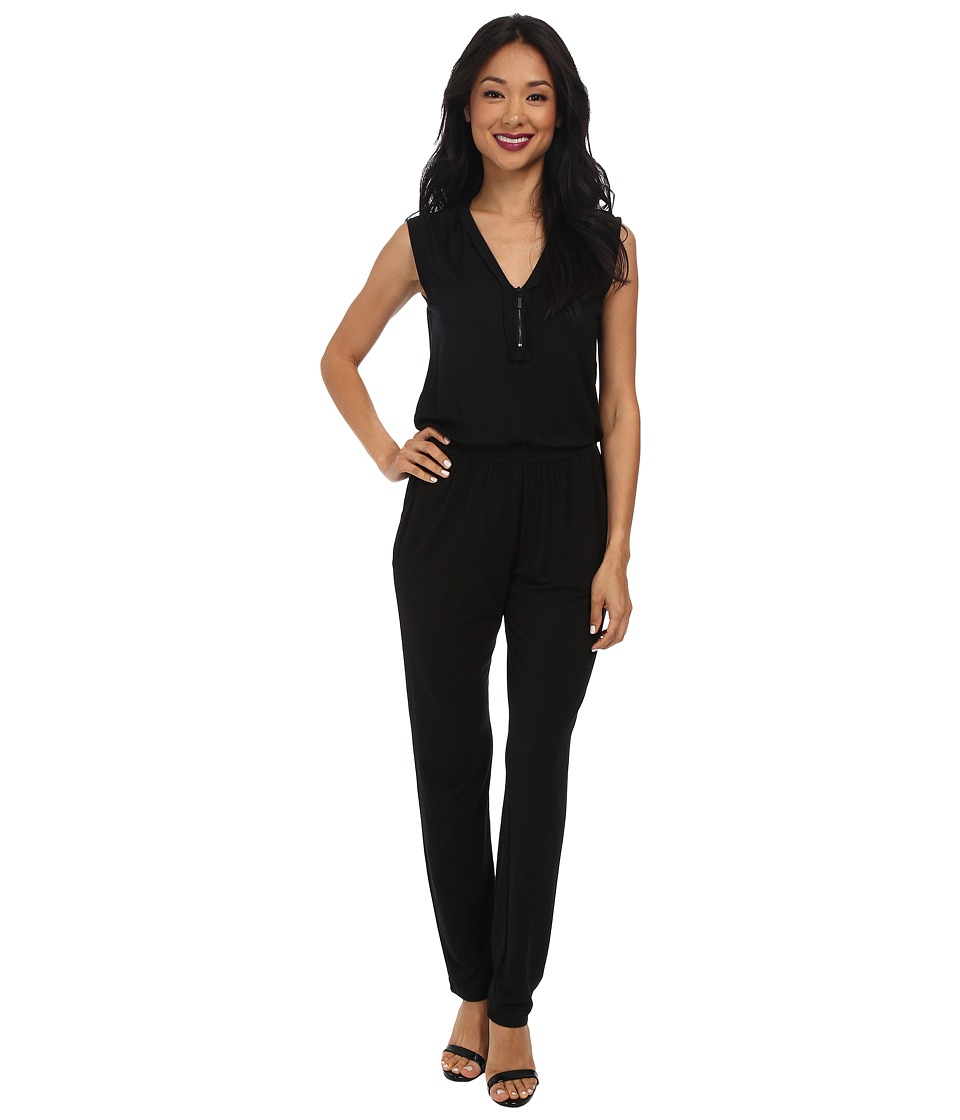 Tart - Liesa Jumper (Black) Women's Jumpsuit & Rompers One Piece