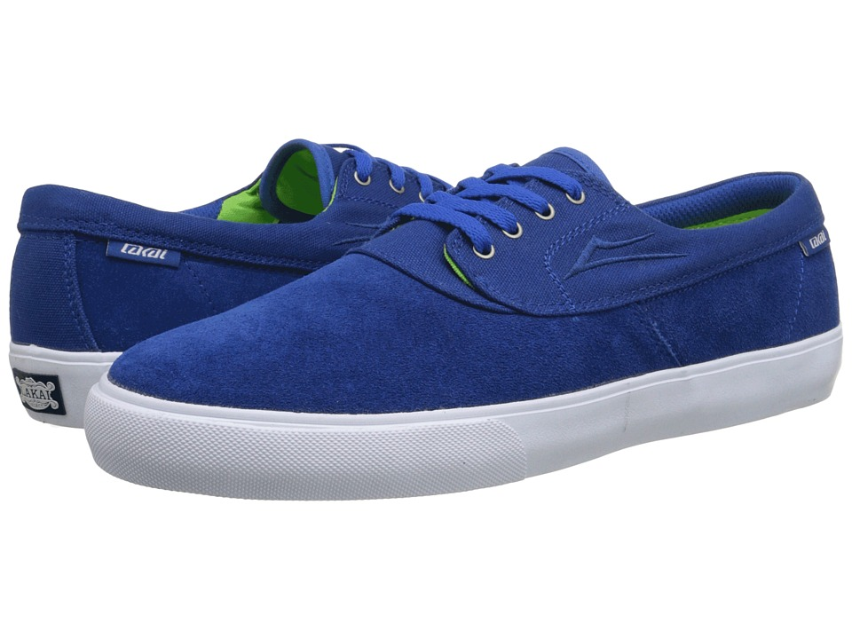 Lakai - Camby (Royal Suede) Men's Skate Shoes