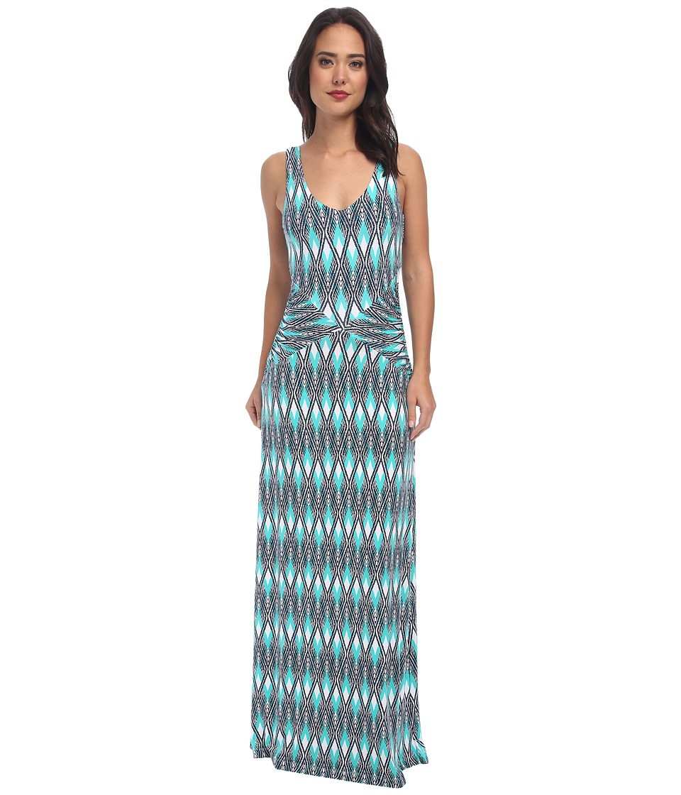 Tart - Alta Maxi Dress (Mint Diamond) Women's Dress