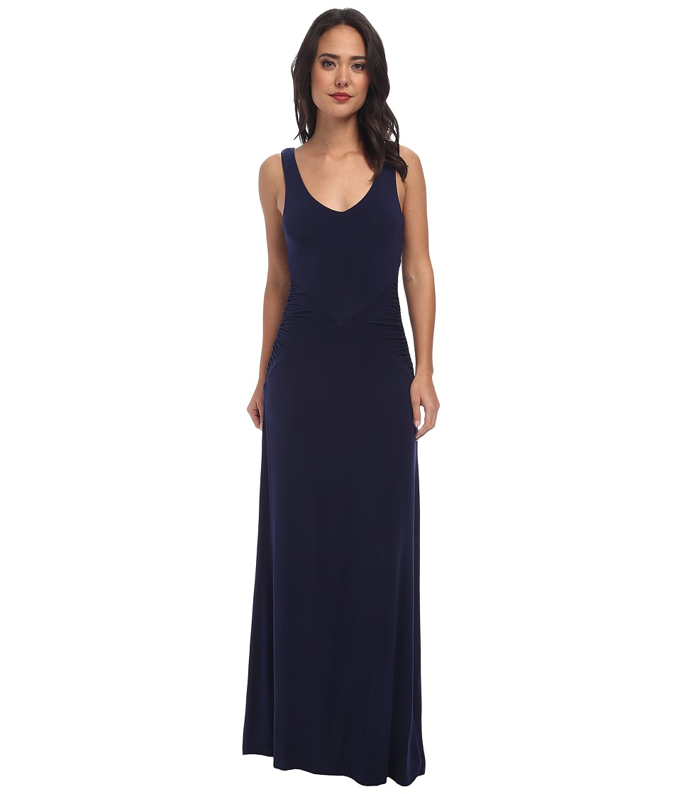Tart - Alta Maxi Dress (Peacoat) Women