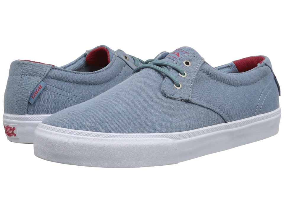 Lakai - M.J. (Stonewash Canvas) Men's Skate Shoes