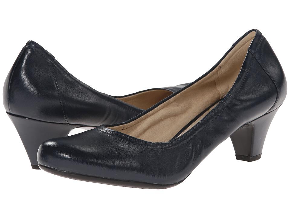 Naturalizer - Stargaze (Black Leather) Women's Shoes