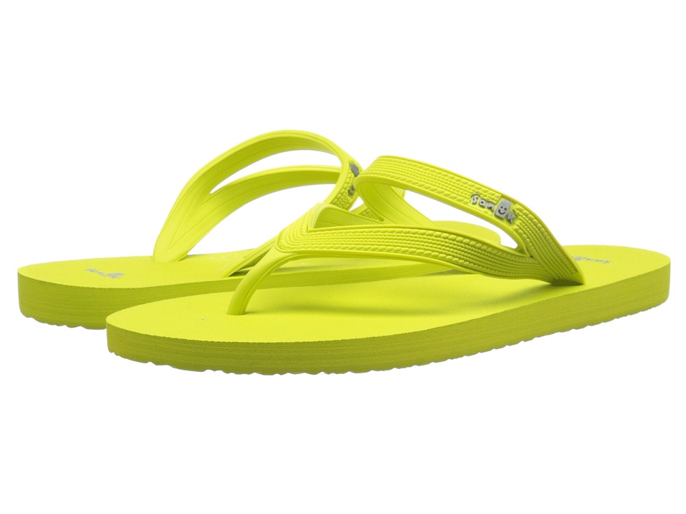 Sanuk - Selene (Highlighter) Women's Sandals