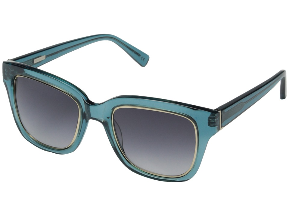 Derek Lam - Spring (Ocean Crystal) Fashion Sunglasses