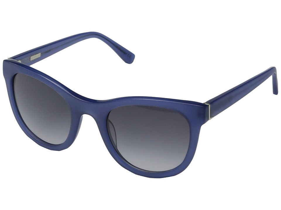 Derek Lam - Haley (Matte/Shiny Violet Crystal) Fashion Sunglasses