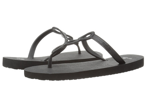 Sanuk - Trinity (Black) Women's Sandals