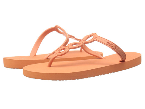 Sanuk - Trinity (Melon) Women's Sandals