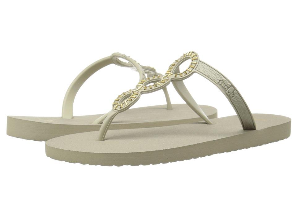 Sanuk - Ellipsis (Natural) Women's Sandals