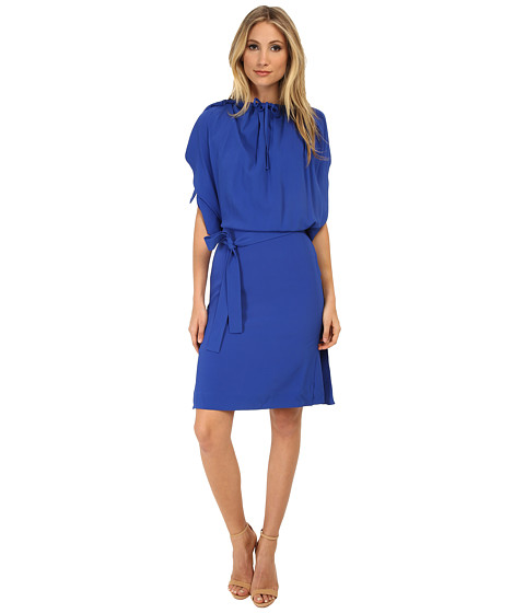Vivienne Westwood Red Label - Marilyn Dress (Cobalt) Women's Dress