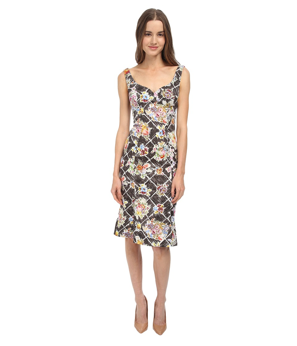 Vivienne Westwood - Shirley Dress (Flower Print) Women's Dress