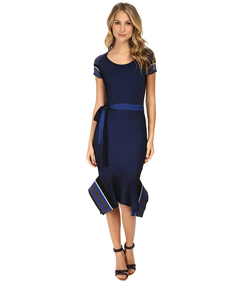 Vivienne Westwood Red Label - Marilyn Dress (Vanise Blue) Women's Dress