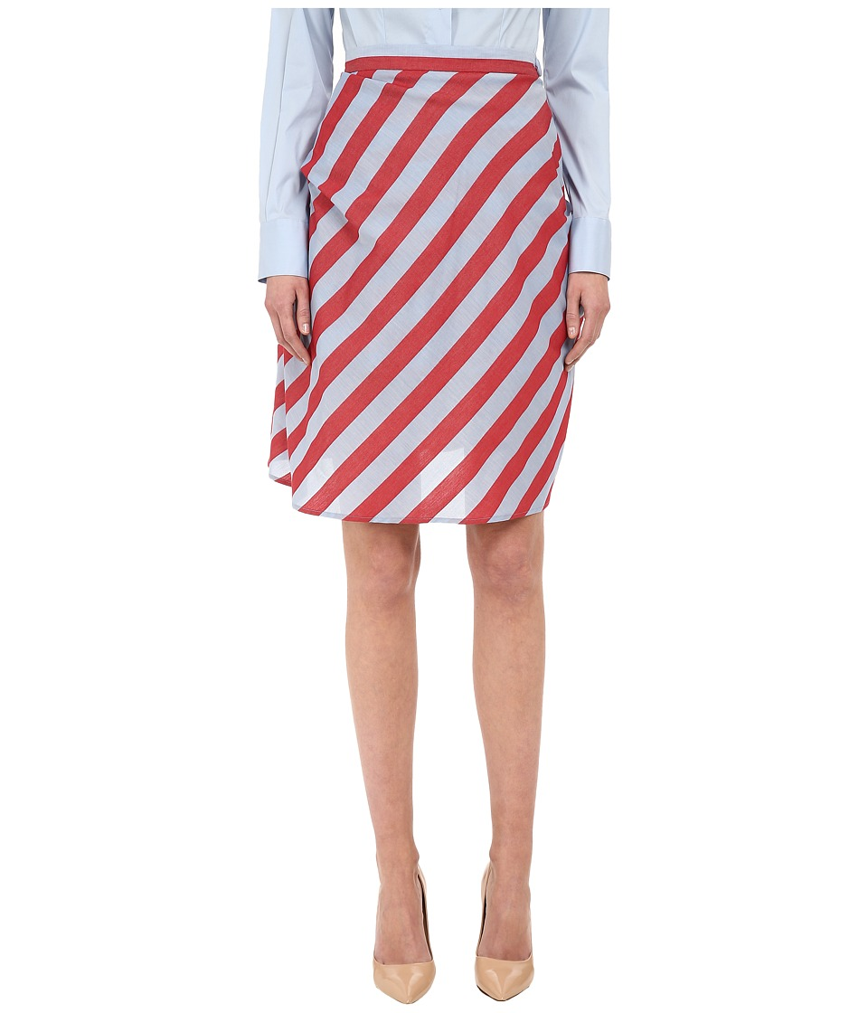 Vivienne Westwood - Cul De Londres (Red Stripe) Women's Skirt