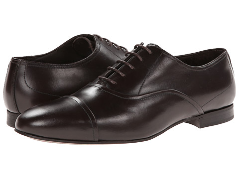 Testoni BASIC - D45816DSM (Ebony Cordoba) Men's Shoes