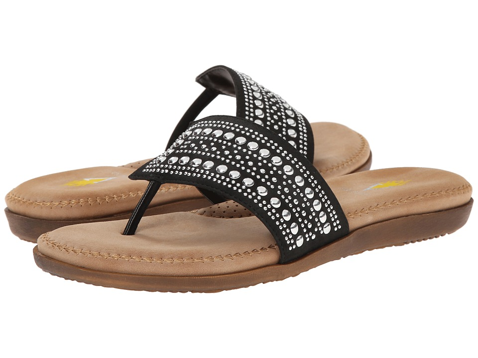 VOLATILE - Temptress (Black) Women's Sandals