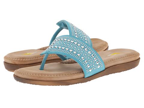 VOLATILE - Temptress (Turquoise) Women's Sandals