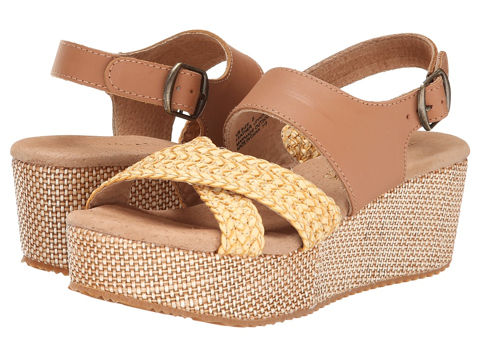 VOLATILE - Liv (Natural) Women's Wedge Shoes