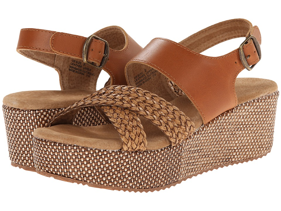 VOLATILE - Liv (Tan) Women's Wedge Shoes