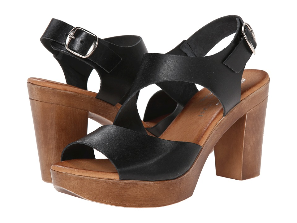 Eric Michael - Ginger (Black) High Heels