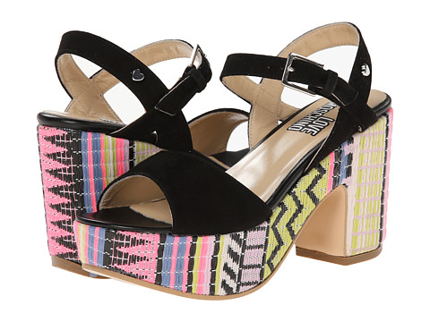 LOVE Moschino - JA16199E0KJL190B (Multi) High Heels