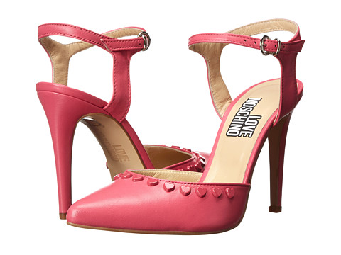 LOVE Moschino - JA1007AC0KJA0604 (Pink) High Heels