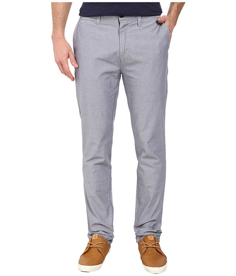 J.A.C.H.S. - Dixon Chambray Chino (Indigo) Men's Casual Pants