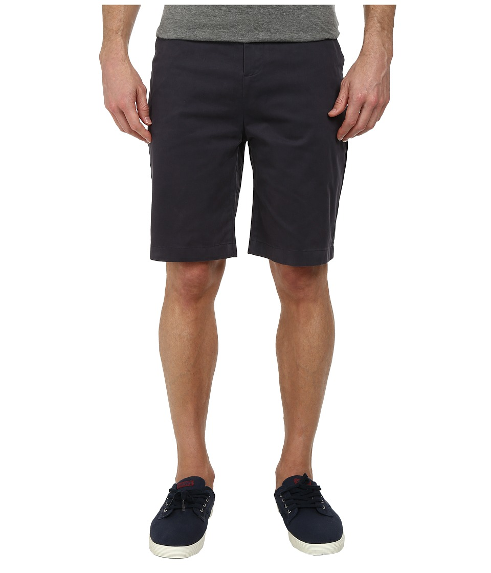 J.A.C.H.S. - Stone Wash Shorts (Grey) Men's Shorts