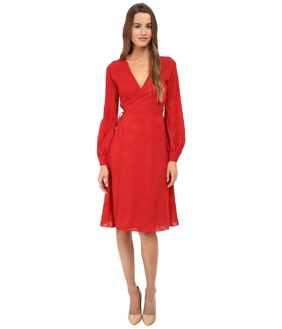 DSQUARED2 - Rivoli 70's Dress (Red) Women's Dress