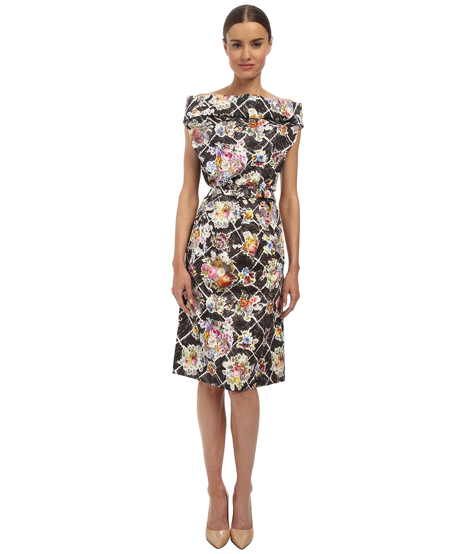 Vivienne Westwood Red Label - Agency Dress (Flower Print) Women's Dress