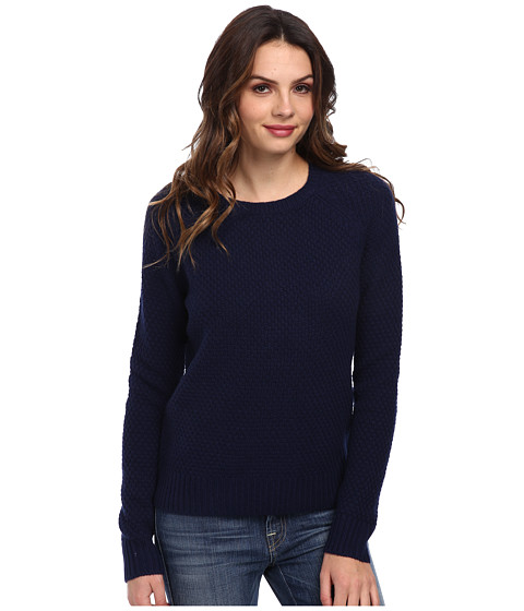 AG Adriano Goldschmied - Ravine Raglan (Bright Navy) Women