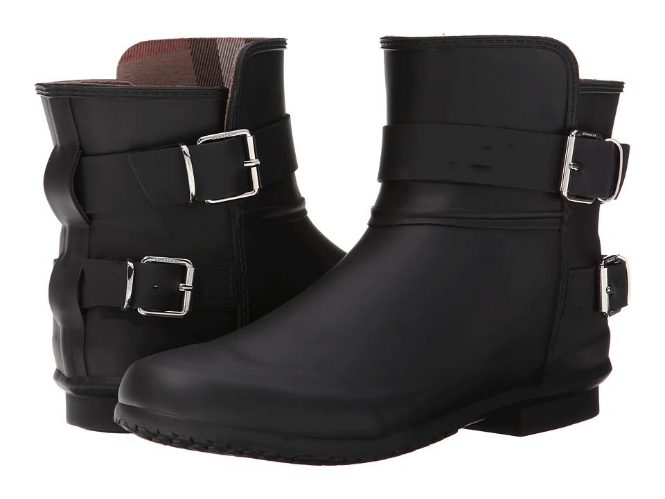 Burberry - Wockfield (Black) Women's Rain Boots