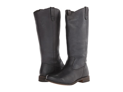 Type Z - Azalea Wide Calf (Black Leather) Women