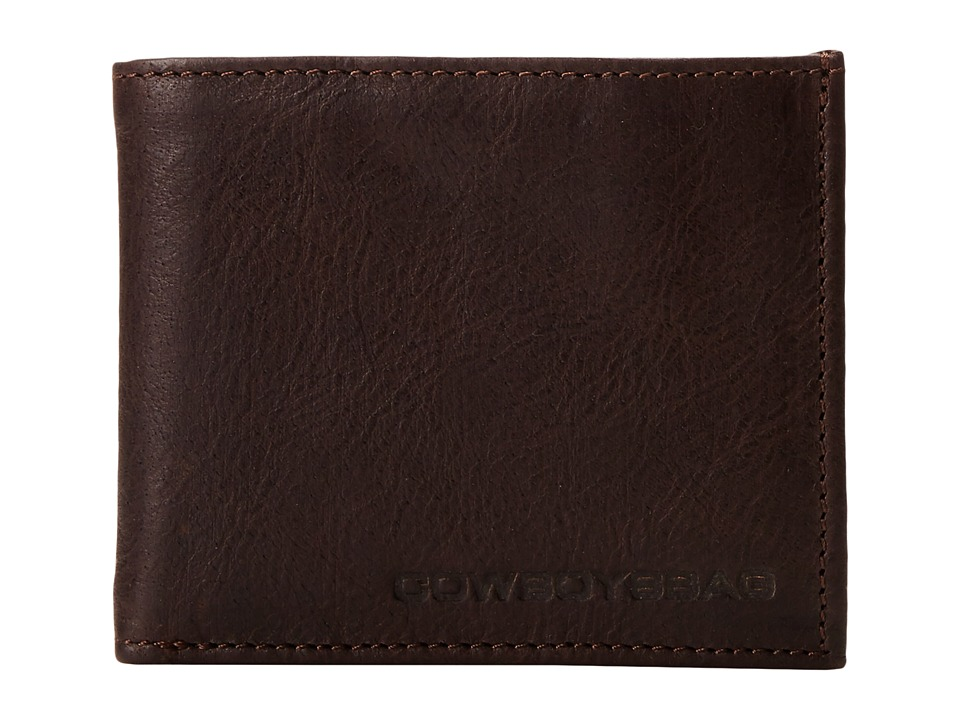 COWBOYSBELT - Claydon Wallet (Brown) Wallet Handbags