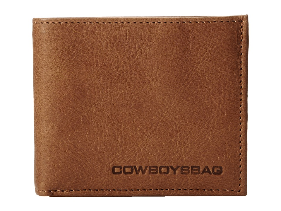 COWBOYSBELT - Claydon Wallet (Tobacco) Wallet Handbags