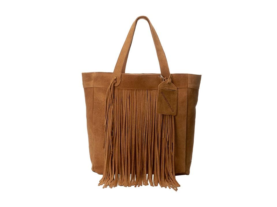 COWBOYSBELT - Billingham Bag (Camel) Bags